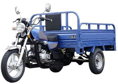 Gasline Cargo Motorbike 3 Wheel Motorized Tricycle Open Body Type For Adults