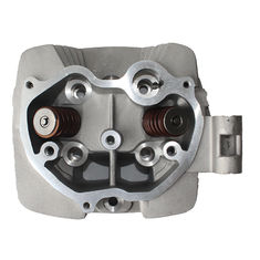 Universal Engine Cylinder Head , Metal Color High Performance Cylinder Heads