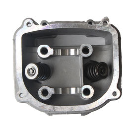 ATV Go Kart Engine Spare Parts Small Size 57.4mm Cylinder Head Assembly