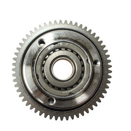 ATV Dirt Bike 57 Teeth Starter Drive Clutch Assembly Round Shape Metal Material