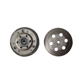 GY6 50cc Moped Engine Spare Parts Driven Wheel Assembly Small Size