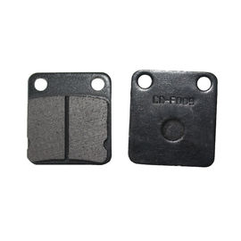 Universal Disc Brake Pads , High Performance Brake Pads 45.5mm Width