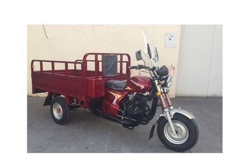 4 Stroke CG Engine 3 Wheel Cargo Motorcycle Tricycle For Selling Fruit Vegetable