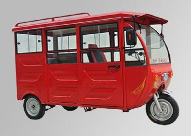 China 60V 1200W Motor Electric Three Wheel Motorcycle , Cargo Motorbike Large Cargobox Size supplier