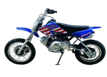 Blue Body Off Road Motorcycle Motorbikes 50cc 70cc 90cc 110cc 125cc Gas Powered