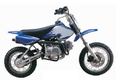 45 Km/h Max Speed On Road Off Road Bikes / Motorcycle 4 Stroke Kick Start Engine