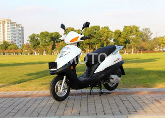 125cc GY6 Engine Gas Motor Scooter 152QMI 157QMJ Alloy Wheel Max Speed 80km / H