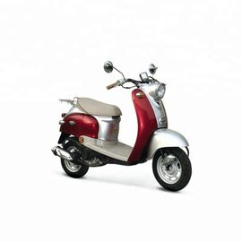 Lightweight 5l Fuel Tank Capacity Gas Powered Motor Scooters 4 Stroke Air Cooled