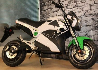 Eco Friendly Electric Sport Motorcycle High Speed Electric Motorcycle Innovative