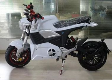 Cm X8 All Electric Motorcycle , Electric Motocross Motorcycle Color Customized