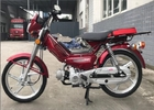 Drum Brake Gas Powered Motorcycle 1200 Wheelbase Electric Start Engine