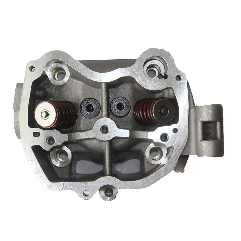 Cylinder Head Assembly Engine Spare Parts For 250cc Water