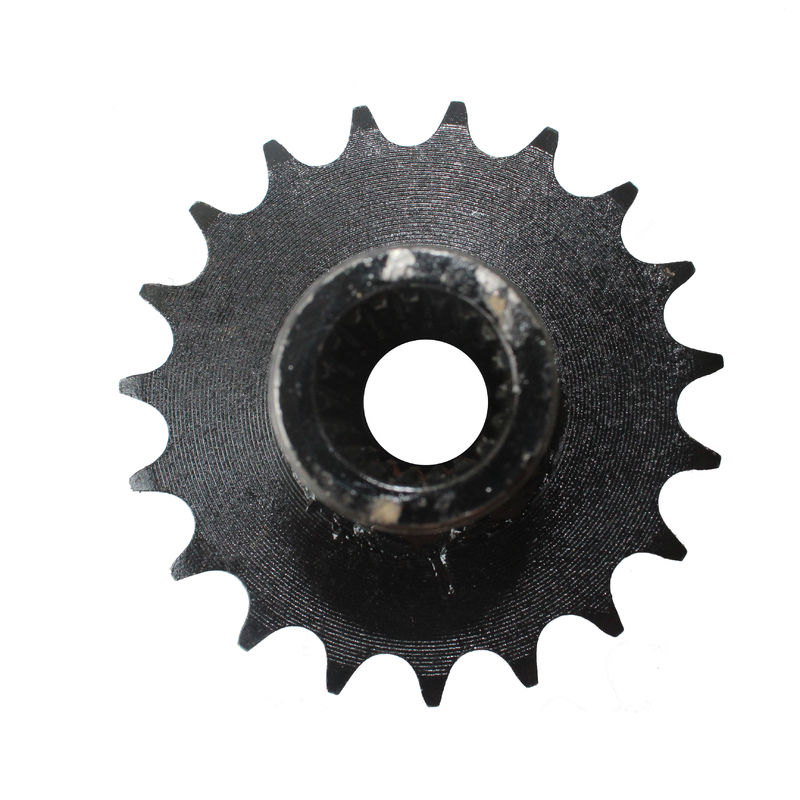 19 Tooth Sprocket Off Road Go Kart Parts For GY6 150cc