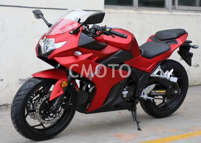NO8 Racing Nice Street Bikes Red Green Blue Color 250cc Air
