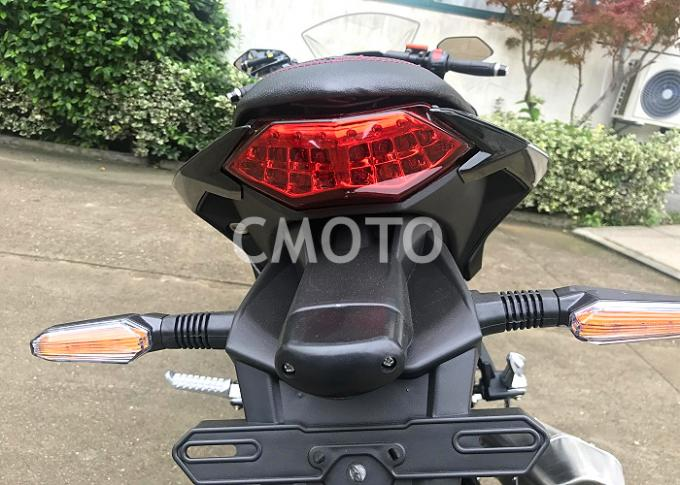 ZongShen Or LiFan Engine Street And Off Road Motorcycle With Led Headlight And Tail Light